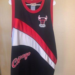 Vintage Chicago Bulls Jersey Hard Wood Classic #66